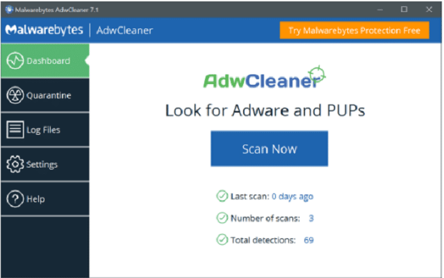 download AdwCleaner (Free)