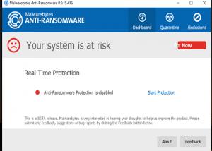 MalwarebytesAntiRansom ZoneAntimalware 300x214 - Malwarebytes Anti-Ransomware