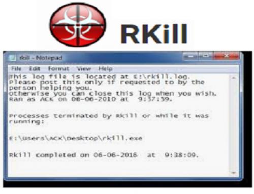 RKill Anti-malware