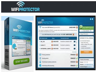 Téléchargez Wifi Protector Free (Gratuit)
