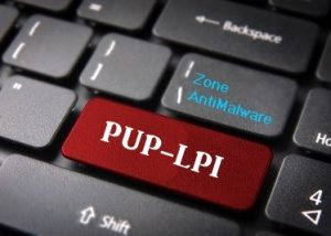 PUP LPI Logiciel Optionel Indésirable Zone Antimalware ZAM 300x214 - eSupport, Potentially Unwanted Program
