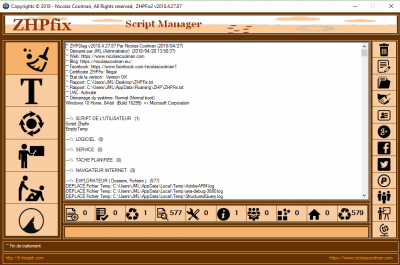 Download ZHPFix, Script Manager (Free)