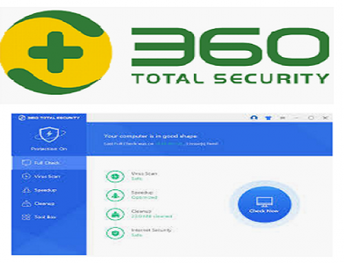 360 Total Security, the freeware of Qihoo antivirus