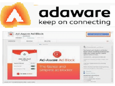 Download Adaware Ad block (Free) - Zone Antimalware
