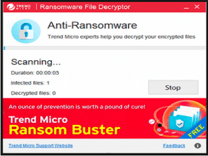 Download Crypto-Ransomware leading Decryptor Tool - Zone