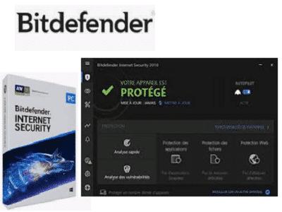Téléchargez BitDefender Internet Security