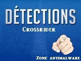 Crossrider Zone Antimalware  - CrossRider, Logiciel Potentiellement Indésirable.