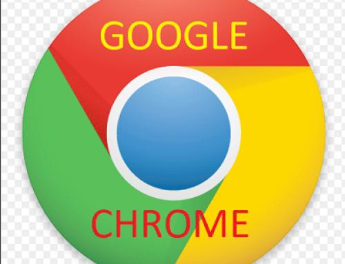 Google teste un nouveau menu d'extension pour son navigateur.