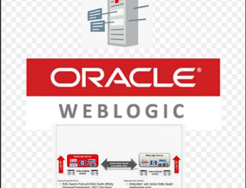 Alerte vulnérabilité dans Oracle Weblogic.