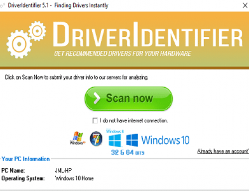 Driver Identifier, Potentially Unnecessary Software.