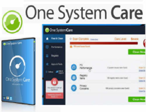 OneSystemCare, Potentially Unnecessary Software.