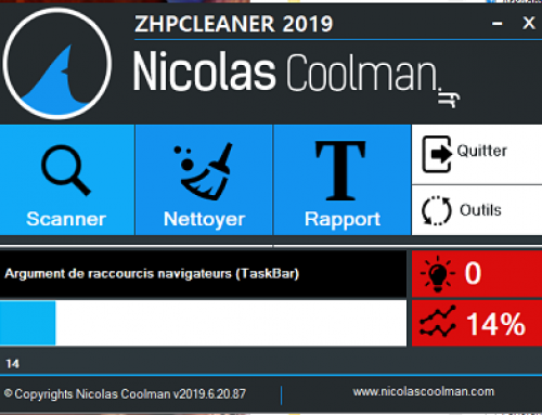 ZHPCleaner Support