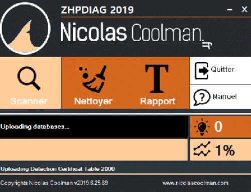 Tutoriel ZHPDiag 2020 (Officiel)