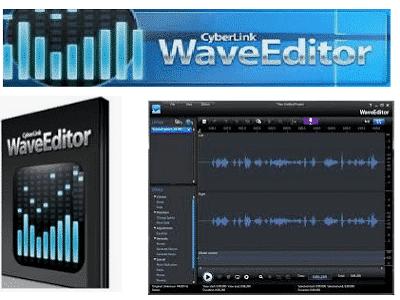 Téléchargez CyberLink WaveEditor Free (Gratuit)