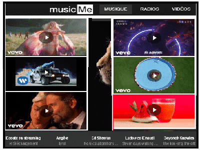 Téléchargez MusicMe (Gratuit)