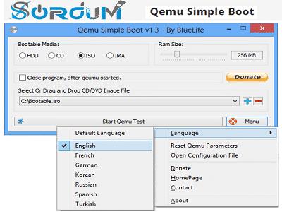 Téléchargez Qemu Simple Boot (Gratuit)
