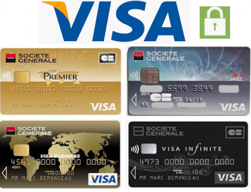Visa implements fraud detection technologies.