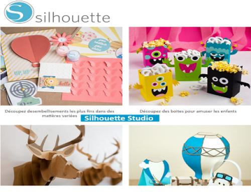 Studio Silhouette, project design software (Free)