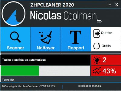 zhpcleaner 2018