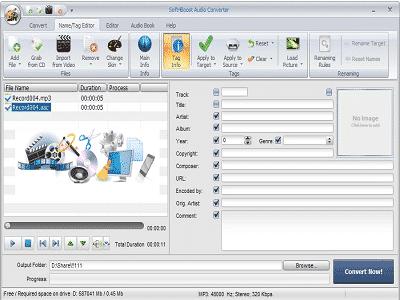 AudioConverter Soft4Boost ZAM - Soft4Boost Audio Converter, Logiciel multimédia