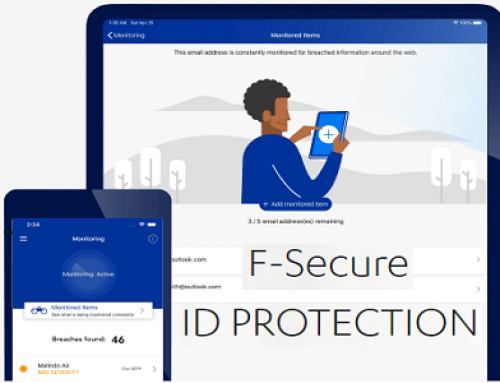 F-Secure ID protection, Logiciel anti-intrusion