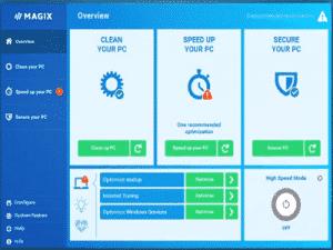 PC Check Tuning MAGIX ZAM 300x225 - Télécharger PC Check & Tuning
