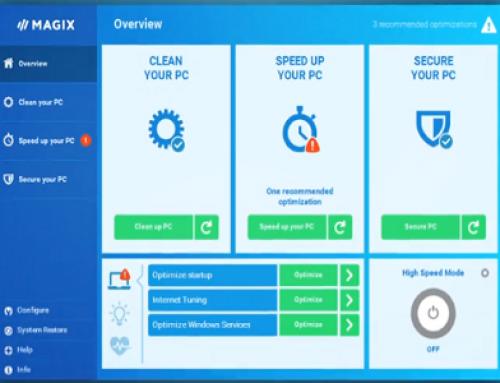 PC Check & Tuning, Logiciel d'optimisation