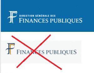 """Phishing Finances Publiques 02 Logo 300x236 - Phishing """"Finances Publiques, Recevez un remboursement..."""""""