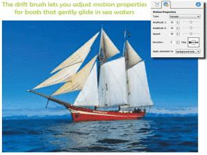 DPAnimation Maker DesktopPaints ZAM 300x225 - DP Animation Maker, Logiciel multimédia