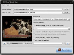 VideoToFlash Soft4Boost ZAM 300x225 - Télécharger S4B Video to Flash (Gratuit)