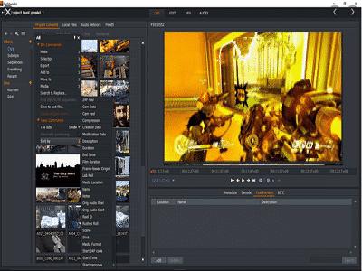 LightWorks EditShare ZAM - Lightworks, Logiciel multimédia (Gratuit)