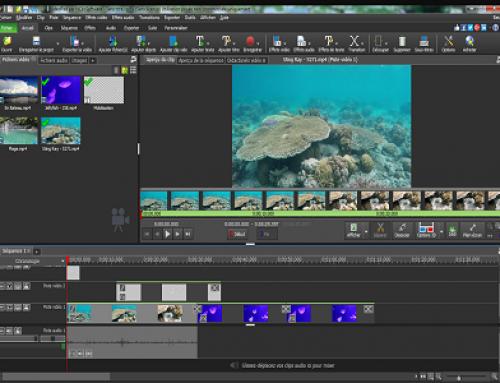 VideoPad, Montage vidéo gratuit