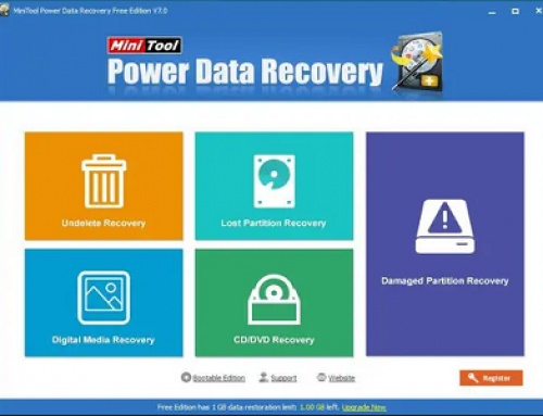 MiniTool Power Data Recovery (Gratuit)