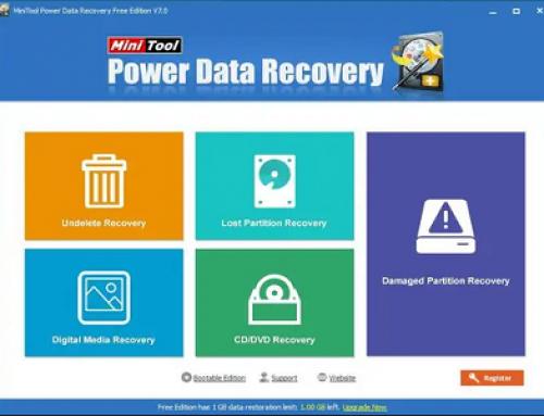 MiniTool Power Data Recovery (Gratuit)