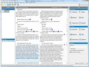 Nova TextAligner SupernovaSoft ZAM 300x225 - Télécharger Nova Text Aligner