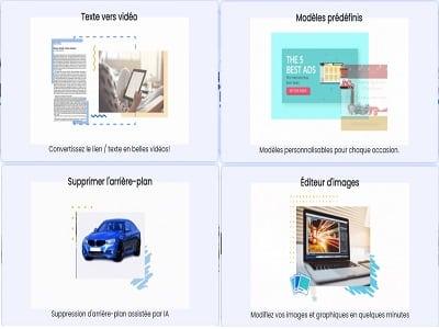 Recreate ZAM - Recreate, Plateforme vidéo