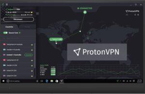 ProtonVPN ZAM 300x195 - ProtonVPN, VPN illimité (Gratuit)