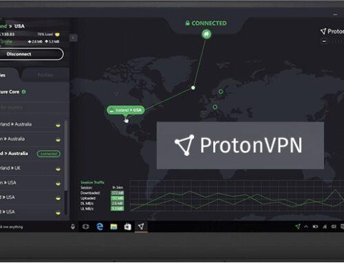 ProtonVPN, VPN illimité (Gratuit)