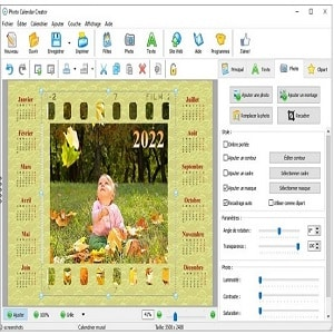 PhotoCalendar2 ZAM - Photo Calendar Creator