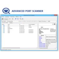 Téléchargez Advanced Port Scanner (Gratuit)