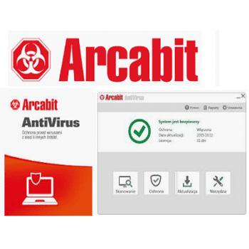 Téléchargez Arcabit Antivirus