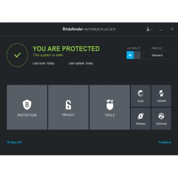 Téléchargez BitDefender Antivirus Plus