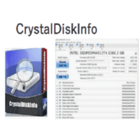 Téléchargez CrystalDiskInfo (Gratuit)