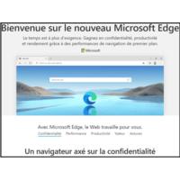Téléchargez Microsoft Edge Chromium (Gratuit)