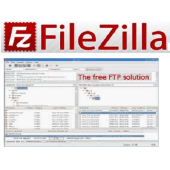 Téléchargez FileZilla (Gratuit)