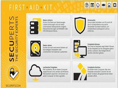 Télécharger First Aid Kit (Gratuit)
