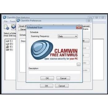 Téléchargez ClamWin Free Antivirus (Gratuit)