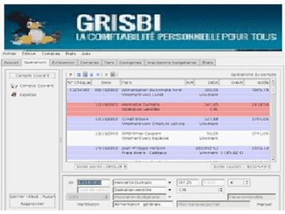 Téléchargez Grisbi (Gratuit)