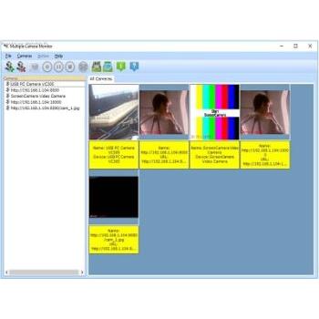 Télécharger IP Camera Multiple Viewer