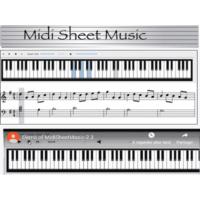 Téléchargez Midi Sheet Music (Gratuit)